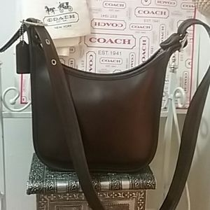 Vintage Coach, Janice's Legacy Crossbody Bag
